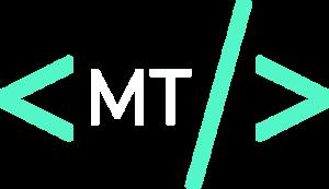 Logo Matteo Tucceri White