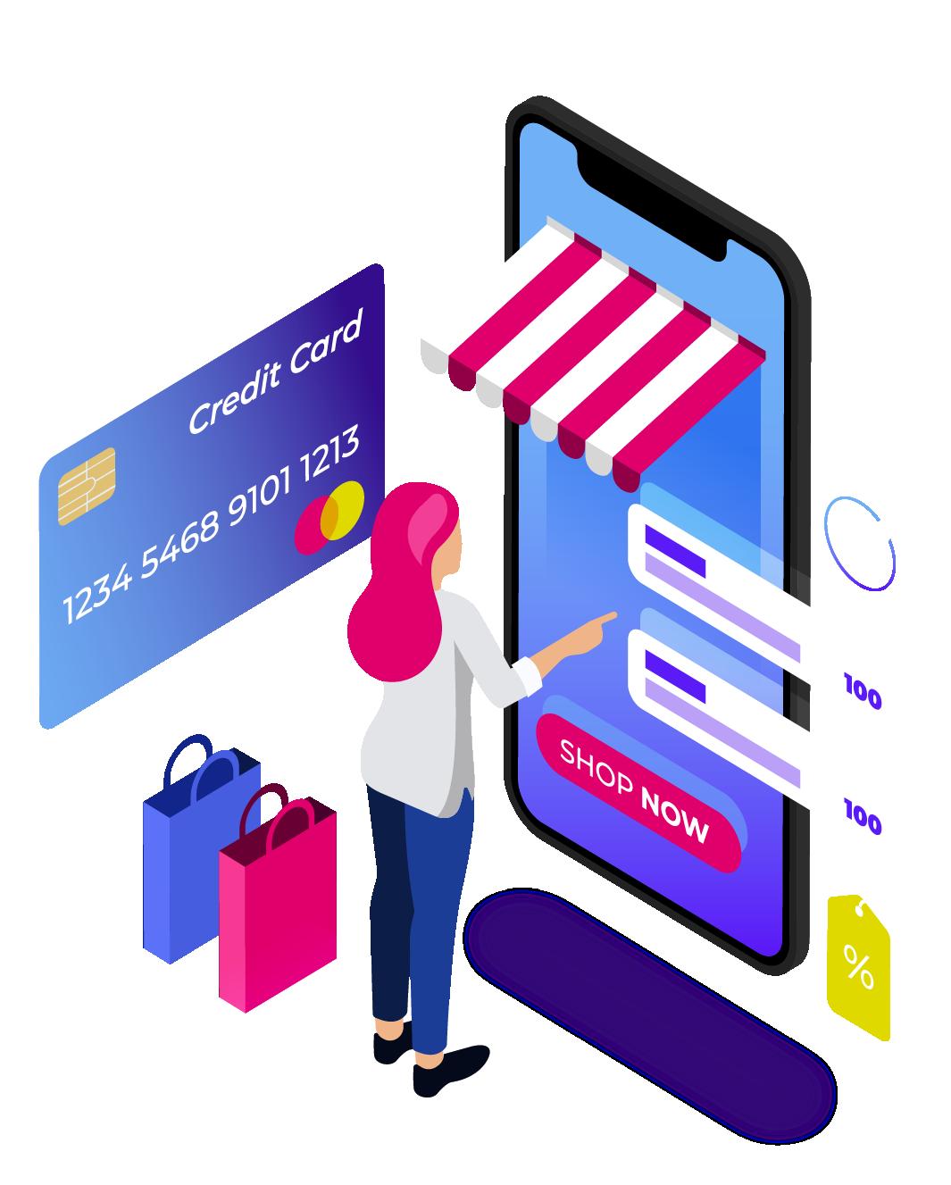 Realizzazione siti e-commerce per vendita online